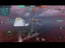 World of Warships Blitz Gameplay Эсминцы