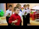 Танец «ПЯТЬ ФЕВРАЛЬСКИХ РОЗ». 8 марта в детском саду