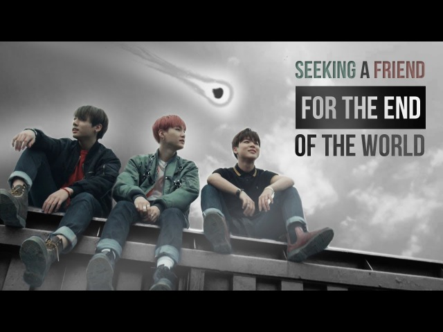BTS ○ Apocalypse!AU ○ Fanfic Trailer [Seeking a Friend for the End of the World]