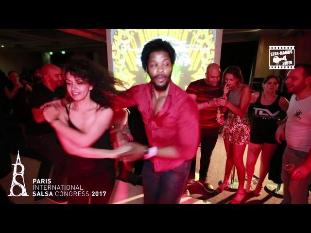 Terry SalsAlianza Luky - social dancing @ PARIS INTERNATIONAL SALSA CONGRESS 2017 (PISC)