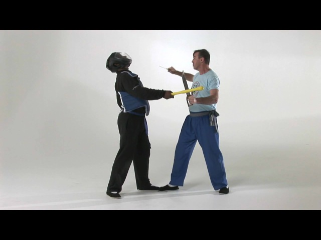 Wing Chun's Bart Jarm Do (Butterfly Knives) Applications (HD)