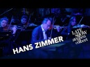 Hans Zimmer Brings The Planet Earth II Soundtrack To The Late Show