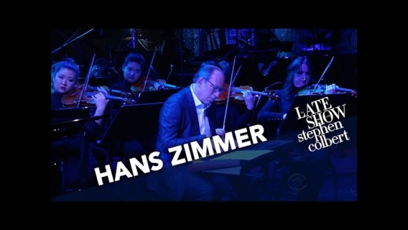 Hans Zimmer Brings The 'Planet Earth II' Soundtrack To The Late Show
