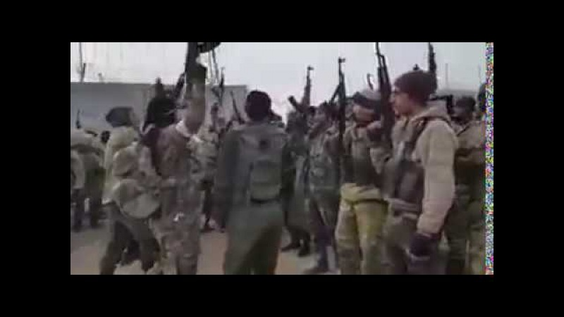 FSA (Free Syrian Army) and Turkish Special Forces Commando Anthem
