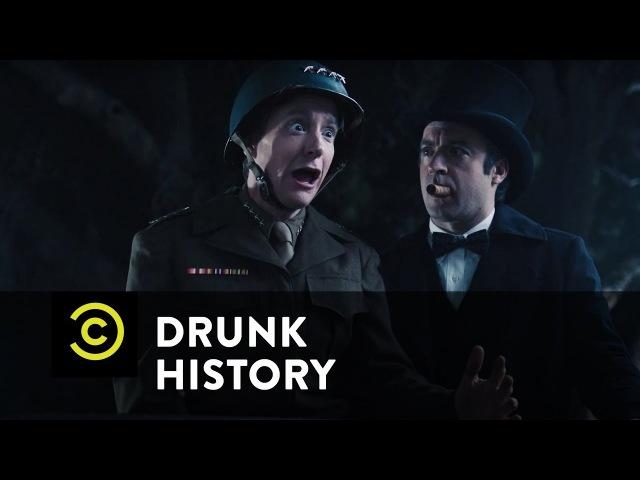 Трейлер нового сезона шоу «Пьяная история» (2018)
