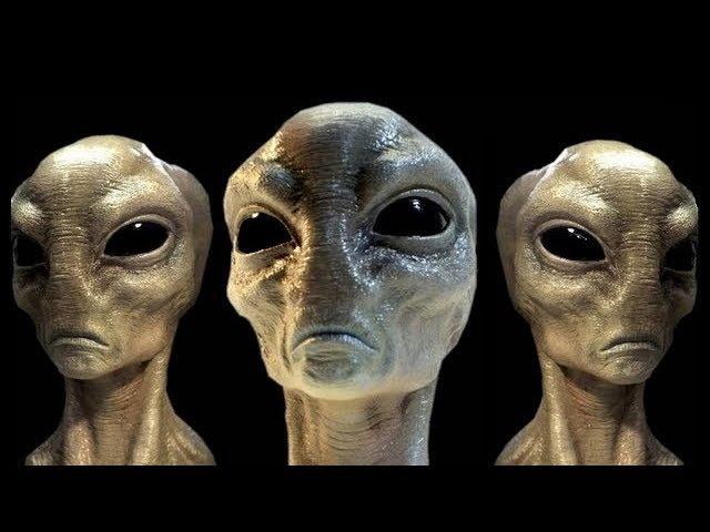 Пришельцы гундосят о Времени
