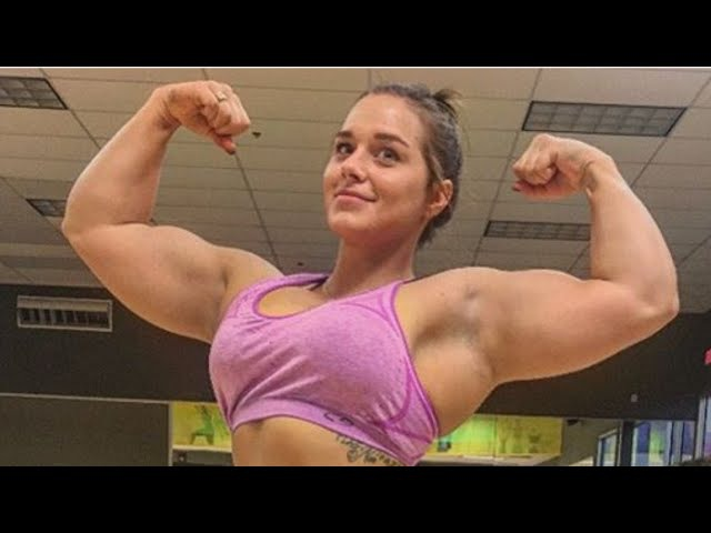 ALEXIS EWERS : THE STRONG WOMAN