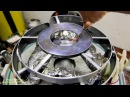 Home made Vacuum chamber 2 0 for telescope coating mirror