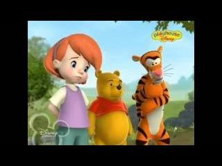 Moi Przyjaciele Tygrys i Kubuś. - Korespondencyjny przyjaciel, Tysiąc arbuzów dla Prosiaczka.