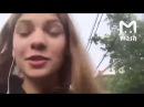 Девушка из Троицка сняла как якобы топит котенка в пруду