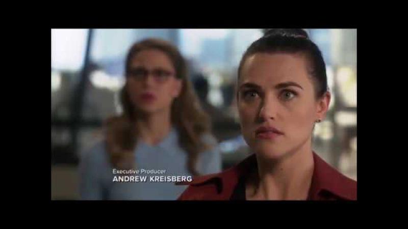 [3x05] Supergirl - Lena Luthor scenes pt.1