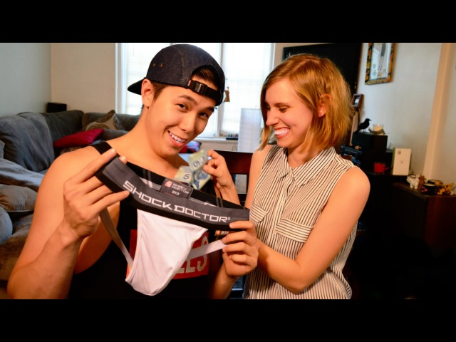 Women Try To Guess What A Jock Strap Is!