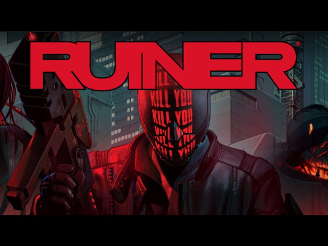 Ruiner OST - Sleep Paralysis (Sidewalks and Skeletons)