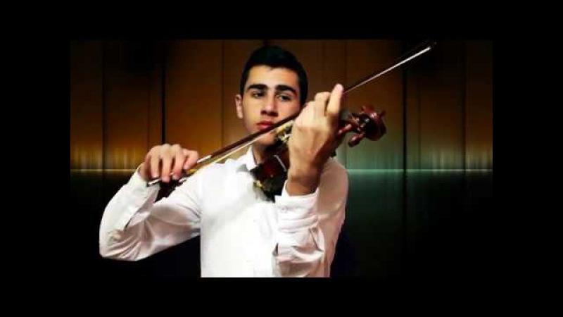 Cover Violín Luis Fonsi - Despacito ft. Daddy Yankee-Samvel Hakobyan