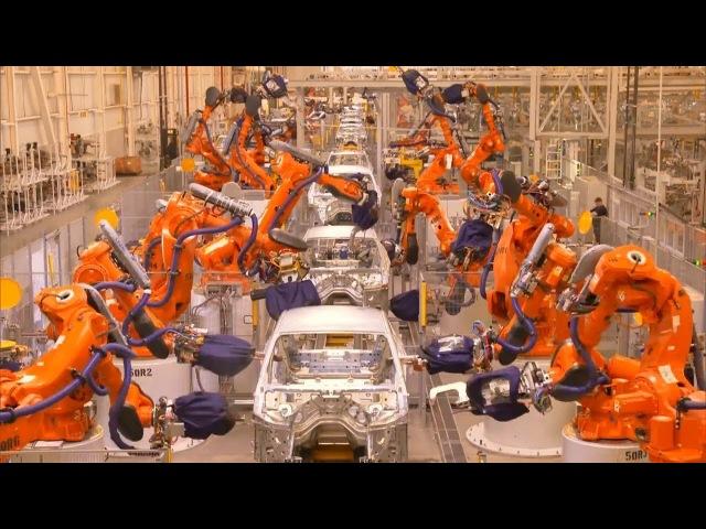 Так собирают Ваши BMW X3,BMW X5,BMW X6