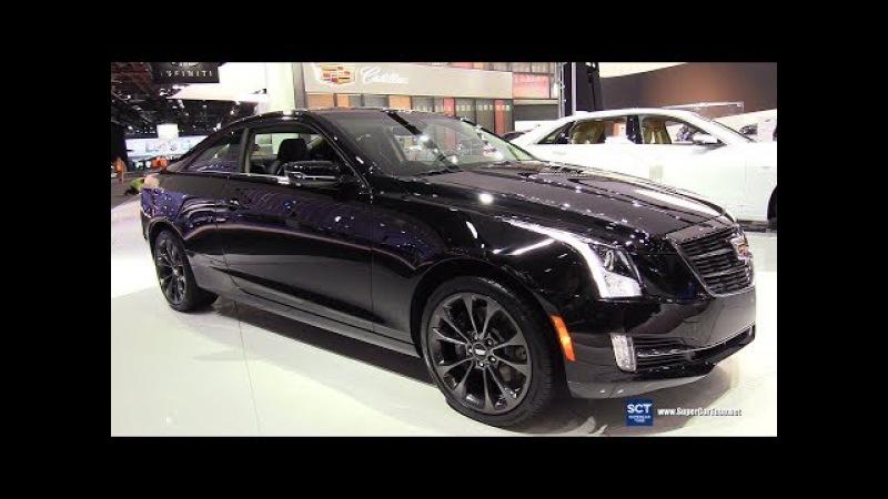 2017 Cadillac ATS 2.0T - Exterior Walkaround - 2017 Detroit Auto Show