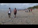 Бали ШОК! Пляж Куты в декабре.