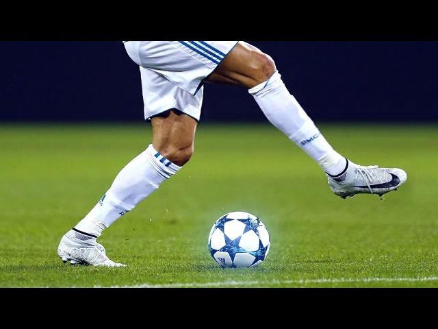 The Legendary STEP OVER Of Cristiano Ronaldo