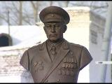 Единственному в крае маршалу артиллерии Павлу Кулешову открыли памятник
