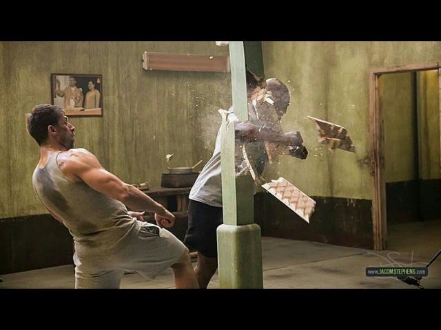 Драк Майк Тайсон - из фильма Кикбоксер: Возмездие: 2017