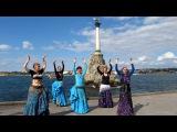 ATS Flash Mob Worldwide 2016 - Orion tribe @ Sevastopol Crimea