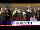 Звезды мировой оперной сцены Анна Нетребко и Юсиф Эйвазов дали единственный кон