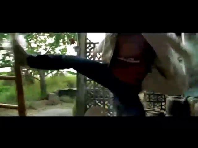 Открытый бой Donnie Yen vs. Colin Chou (отрывок из фильма Горячая точка) Flash Point