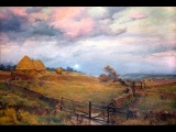 Sir Edward Elgar Romance for Bassoon and Orchestra. Alfred William Parsons Paintings.