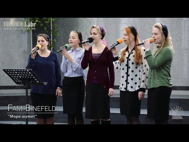FECG Lahr Fam Binefeld Море шумит