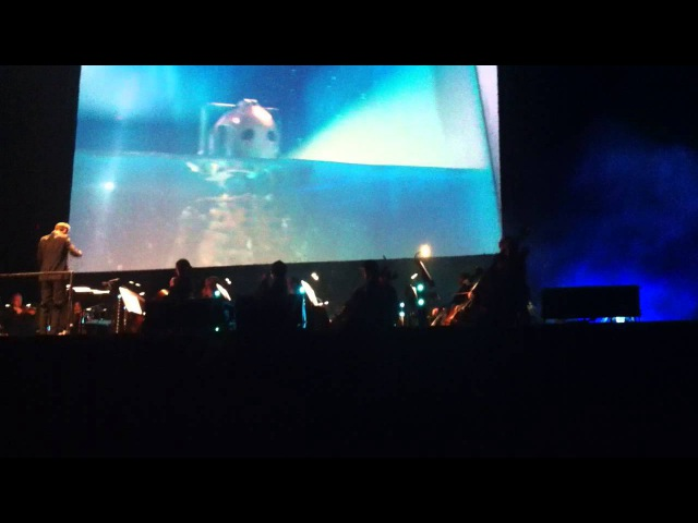 Death in Heaven Suite (1) - Doctor Who Symphonic Spectacular 2015 Perth