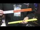 Agner Drum Sticks @ 2013 Winter NAMM