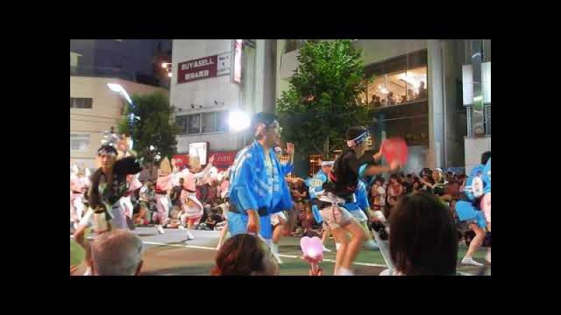 郵便局連 2017 高円寺阿波踊り