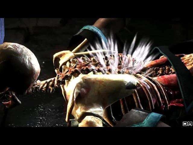 Mortal Kombat XL All X-Rays