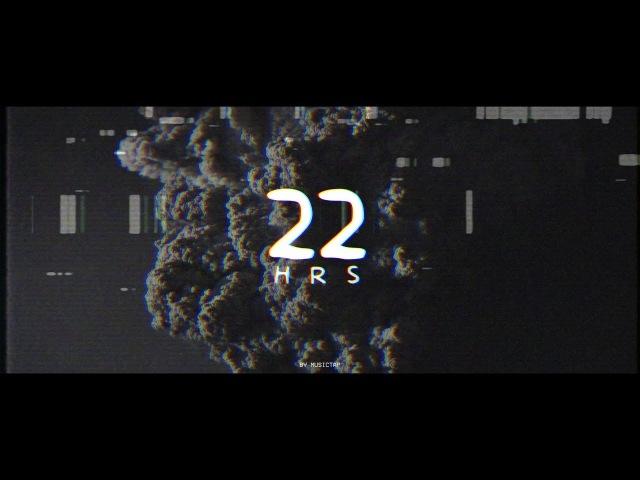 Teflon Sega - 22hrs (Prod. by OZZIE) [Lyrics Lyric Video]