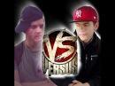 VersusBattle Winston vs Korvus