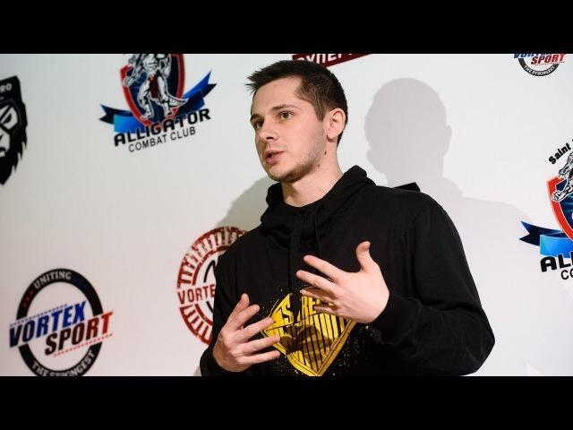 Михаил Баратов: На Vortex Sport Battle все так ярко, что похоже на кино! Я хочу в этом участвовать!