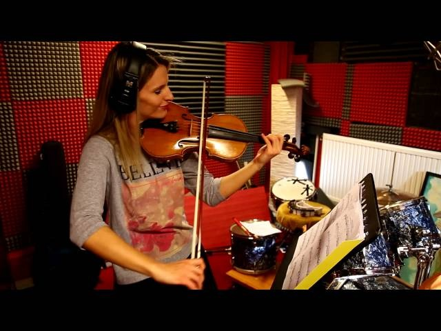 Kamila Malik Song of the Caged Bird Lindsey Stirling cover