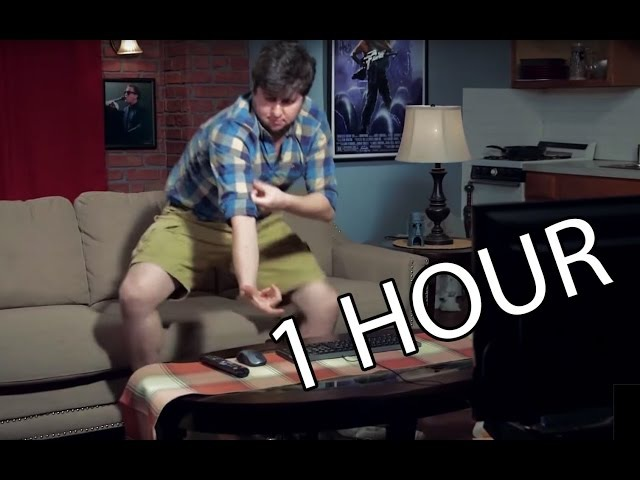 Jontron - Drugs, Drugs, Drugs Dance 1 HOUR from The Weird World of PSAs