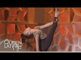 Kaycee Rice Dances on The Queen Latifah Show
