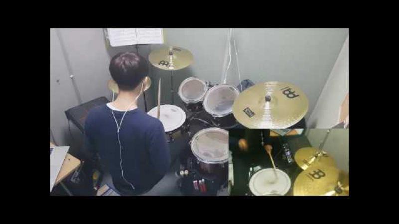 WINNER (위너) - REALLY REALLY / 짱돌드럼 Jangdol Drum (드럼커버 Drum Cover, 드럼악보 Drum Score)