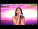 The Voice of Greece 4 Blind Audition UNDERNEATH YOUR CLOTHES Korina Dilenian
