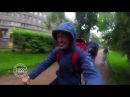 Recorriendo San Petersburgo en bicicleta