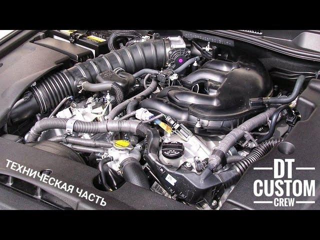 Lexus GS450H - Так ли он надежен? Давайте выясним. Вторая часть. Техническая