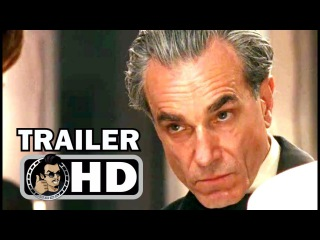 PHANTOM THREAD Official Trailer (2017) Daniel Day-Lewis, Paul Thomas Anderson Drama Movie HD