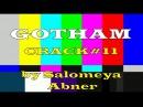 Gotham Crack 11 |4 season| Rus