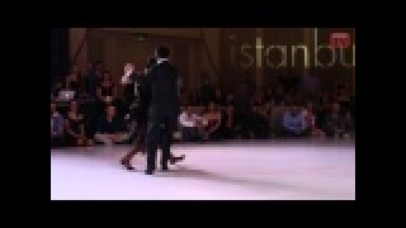 Sebastian Achaval - Roxana Suarez, 4-4, tanGO TO istanbul - 5th edition - 2013