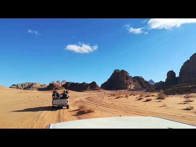 В пустыне Вади-Рам