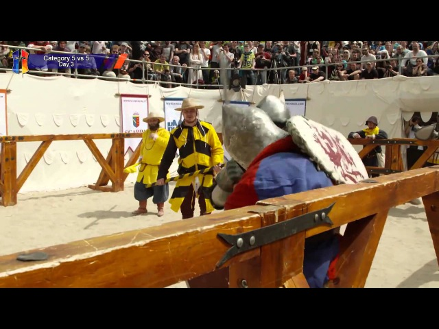 Б.НАЦИЙ 2015 12fight Czech Republic 3 vs Russia 2