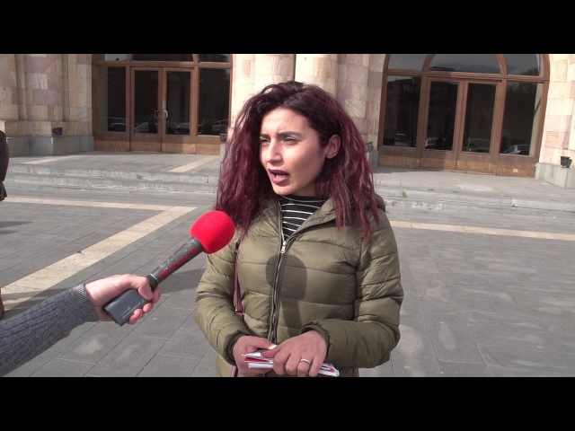 ♰ Azgi pashtpan ♰ Ի՞նչ են մտածում հայերը քնելուց առաջ