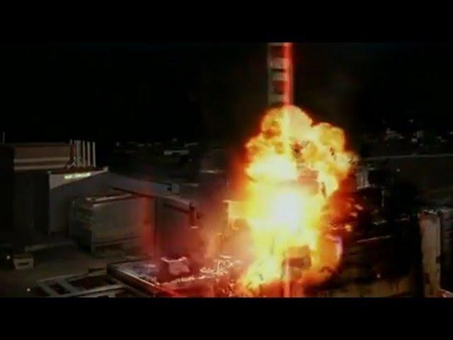 Чернобыльская катастрофа
